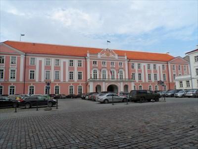 Estländisches Parliament